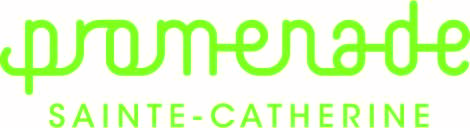 Logo Promenade Sainte-Catherine